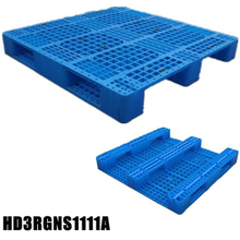 Smooth Design Four Way Entry 1100*1100 Plastic Pallets