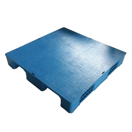 Recyclable Steel Tubes Transport Plastic Pallet for Sale