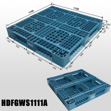 Good Quality Storage Plastic Pallet for Industrial