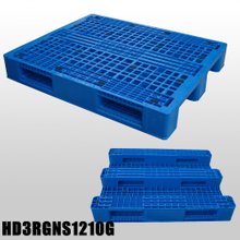 1200*1000 Three Runners Open Deck Industry Plastic Pallet