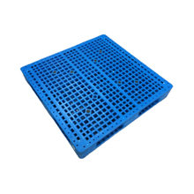 Blue Plastic Pallets 4 Way for Sale