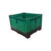 1200*1000*760 Ventilated Reusable Plastic Folding Pallet Box