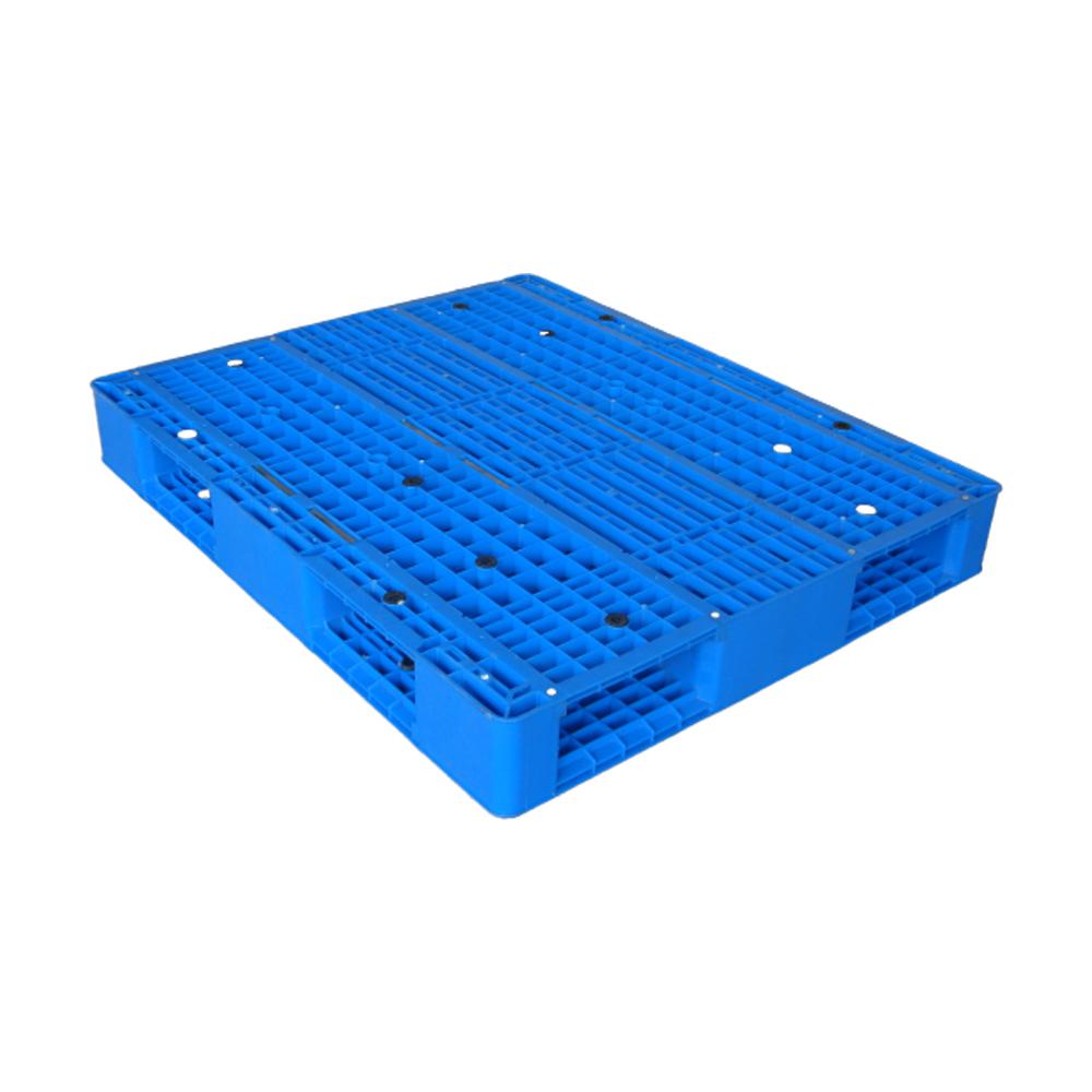Will the customized color of the plastic pallet affect the quality?