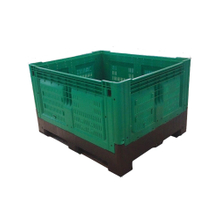 Collapsible Hdpe 1200*1000*760 Plastic Box Pallet
