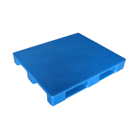 1200*1000 Three Runners Injection Industry Plastic Pallet