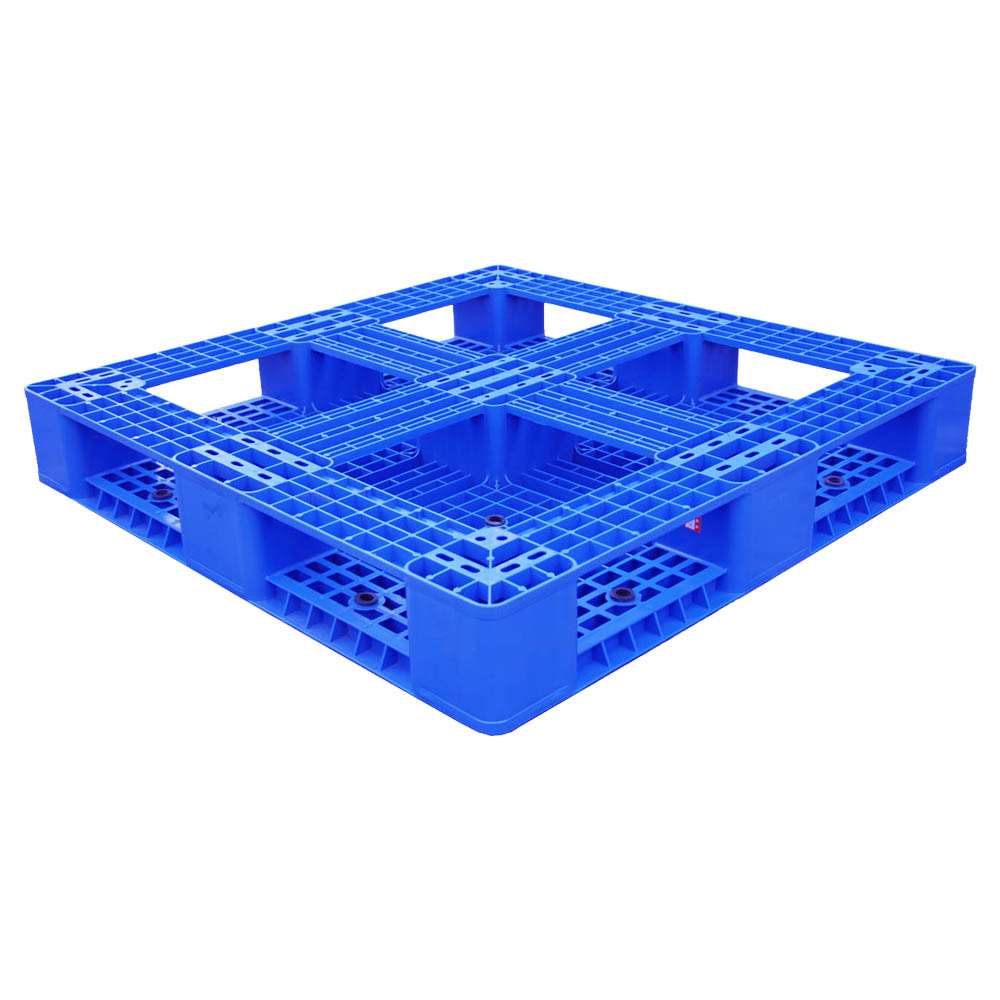 Hdpe Plastic Pallets Smooth Flat Feet Rack Recycled Plastic Pallet