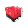 1200*1000*975 Stacking Heavy Duty Plastic Storage Pallet Box Container