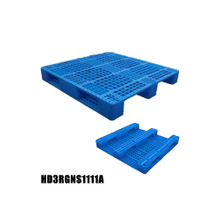 1100*1100 Smooth Design Four Way Entry Plastic Pallets