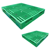 Plastic Pallets 4 Way for Warehouse