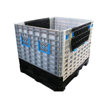Stackable Plastic Storage Pallet Box Container
