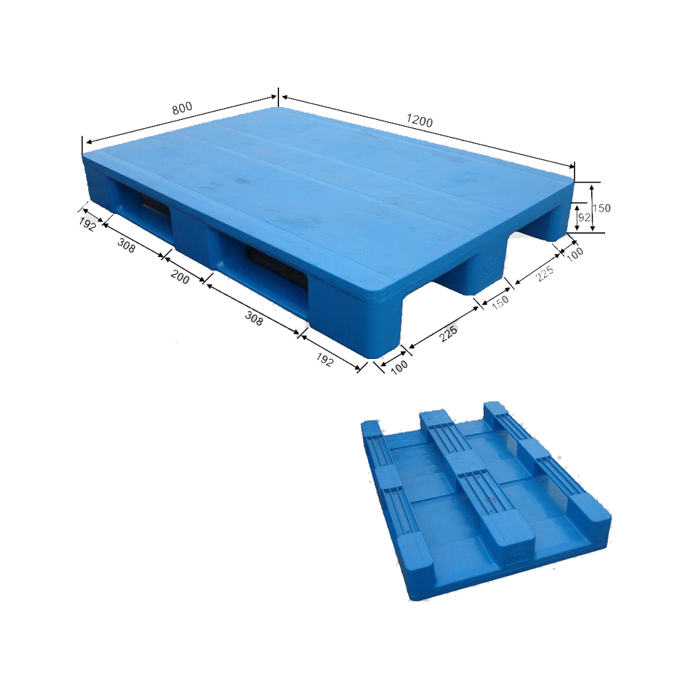 Export Heavy Duty Plastic Pallets for Racking