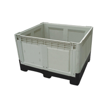 Export Hard Plastic Foldable 1200*1000*810 Pallet Container