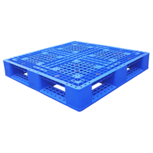 1000*1000 Full Perimeter Stackable Hard Plastic Pallets