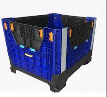 Plastic Collapsible Bulk Containers Pallet Containers Storage Boxes And Bins