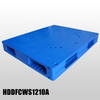 Double Faced Stack Able Plastic Pallets bulk storage totes