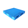 Stackable Plastic Pallet with Full Perimeter Bottom