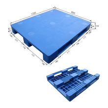 Plastic Collapsible Bulk Boxes Wholesale Cheap Forklift Storage Plastic Pallet