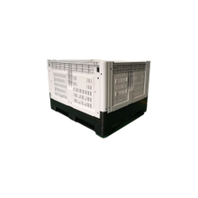 Foldable Hdpe 1200*1000*810 Pallet Storage Containers