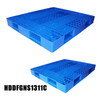 Smooth Surface Double-Faced Stackable Recycled Plastic Pallets