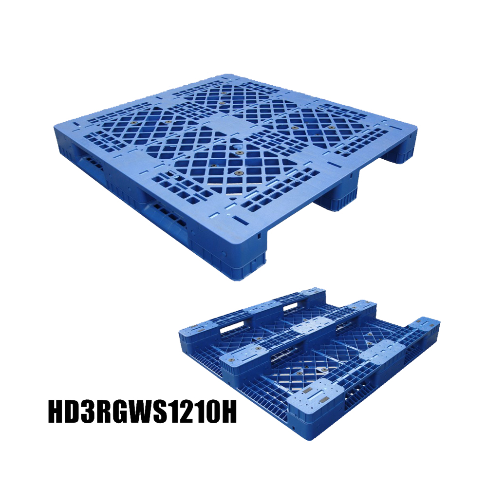 Plastic Pallet with 3runners New Plastic Pallets