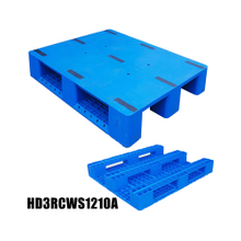 Stackable Pallets Plastic Board for Sale with Steel Tube
