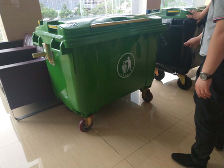Cheap Recycling Bin for Warehouse