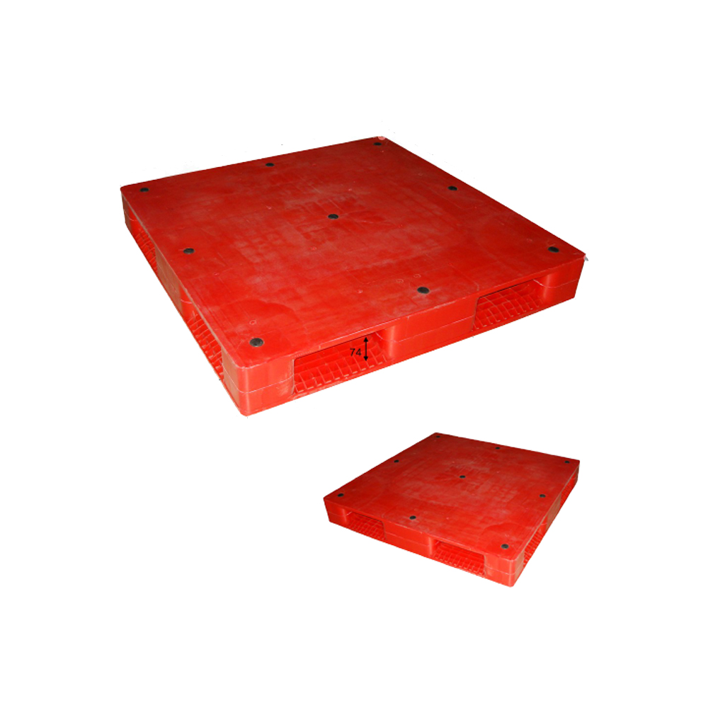 Stacked Plastic Pallet Forklift Pallets for Sale