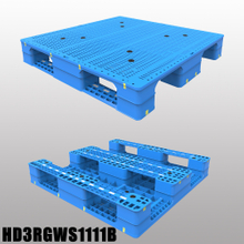 Heavy duty Plastic pallet 1100*1100*150mm