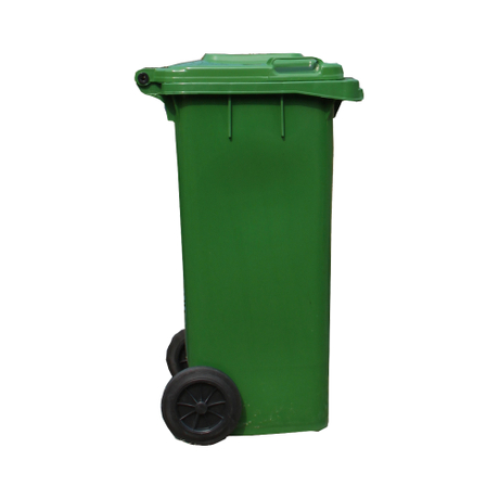 120L Garbage Bin Dustbin on Wheel