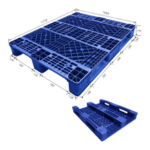 Large Stacking And Racking Plastic Pallet