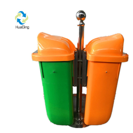 50L Recycling Sorting Bins