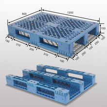 Pallet Storage Warehouse Industrial Plastic Pallets