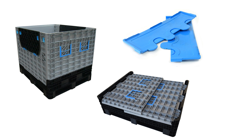 What are the characteristics of plastic containers? Why the growing popularity?