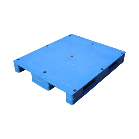 1200*1000 Three Runners Closed Deck New Export Plastic Pallets