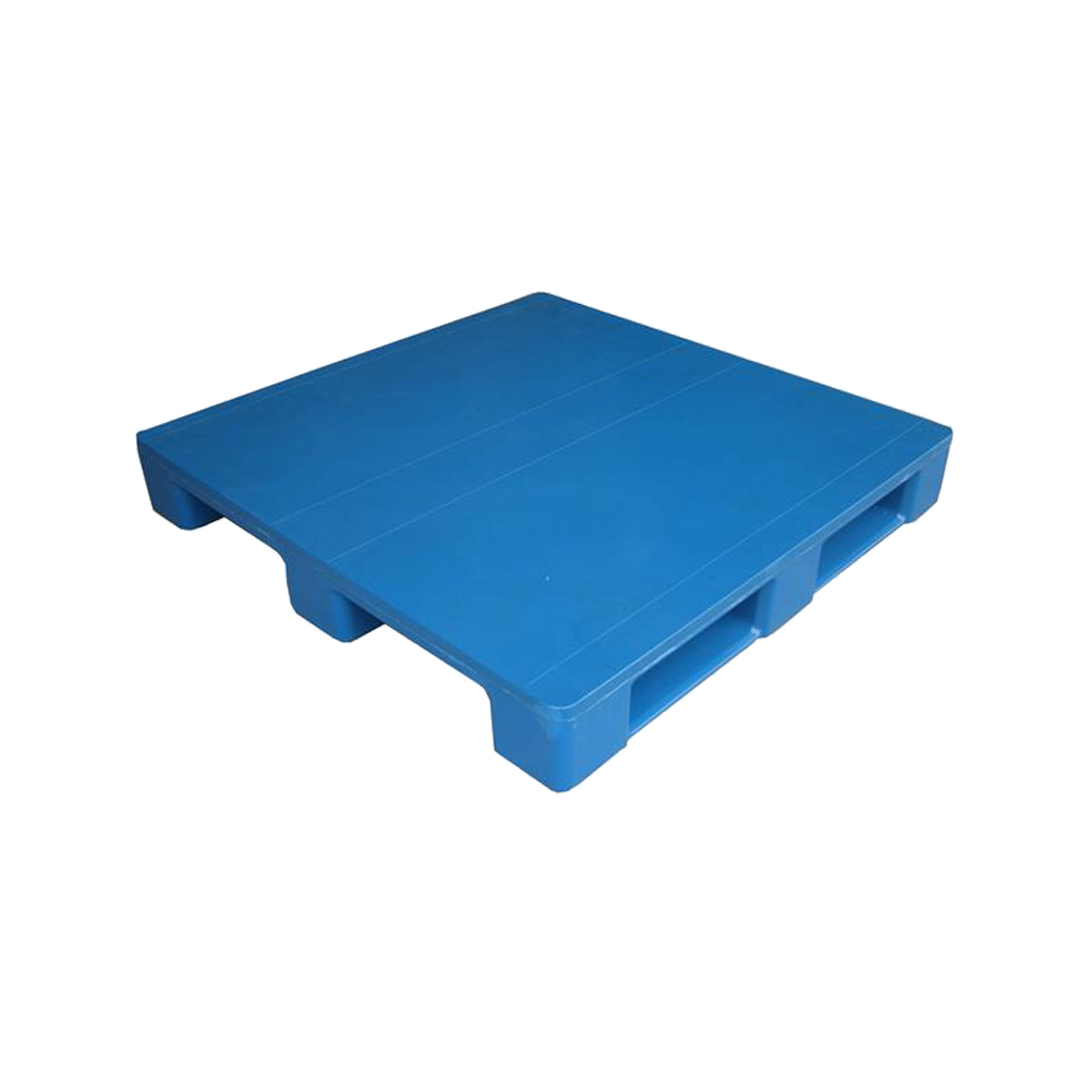 3 Runners Plastic Pallets Closed Decks Plastic Pallet for Packaging