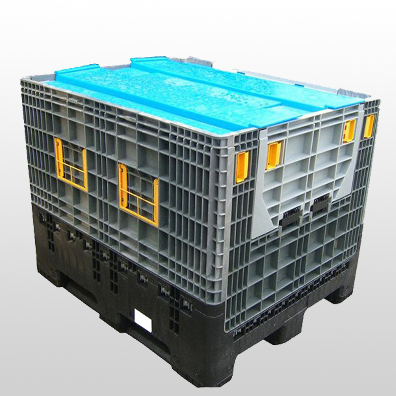 Foldable Pallet Container Pallet Storage Bins